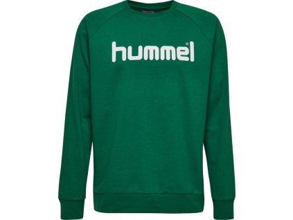 HUMMEL 503515- Souprava GO COTTON LOGO SR.