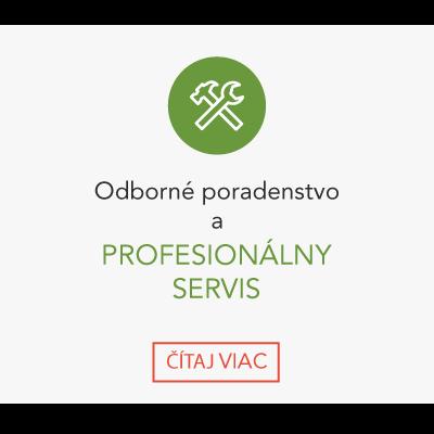 Servis a poradenstvo