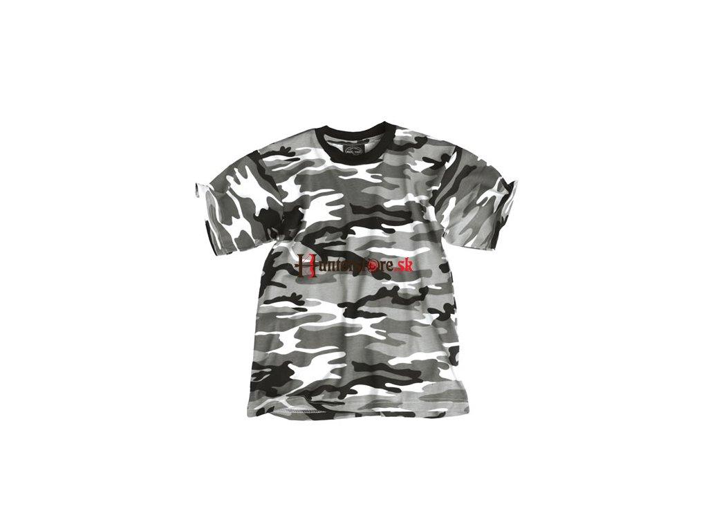 Mil tec detské tričko urban