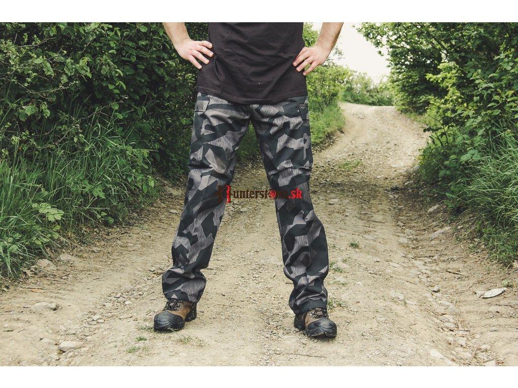 20525744362d Mil-tec Maskáčové nohavice Ranger Splinternight - Nohavice maskáčové ...
