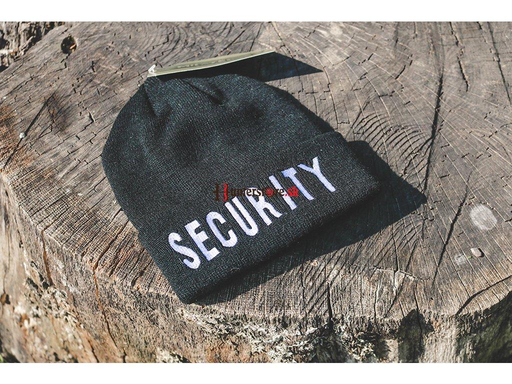 čiapka security