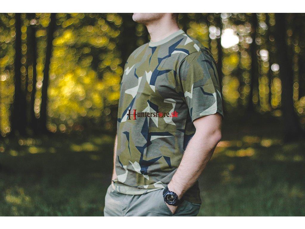 2ca4dbdc3 Pánske tričko SWEDEN CAMO - Hunterstore.sk