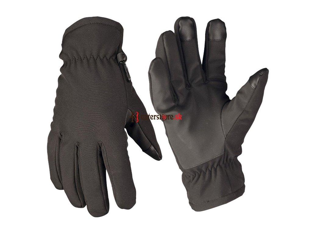 rukavice thinsulate cierne