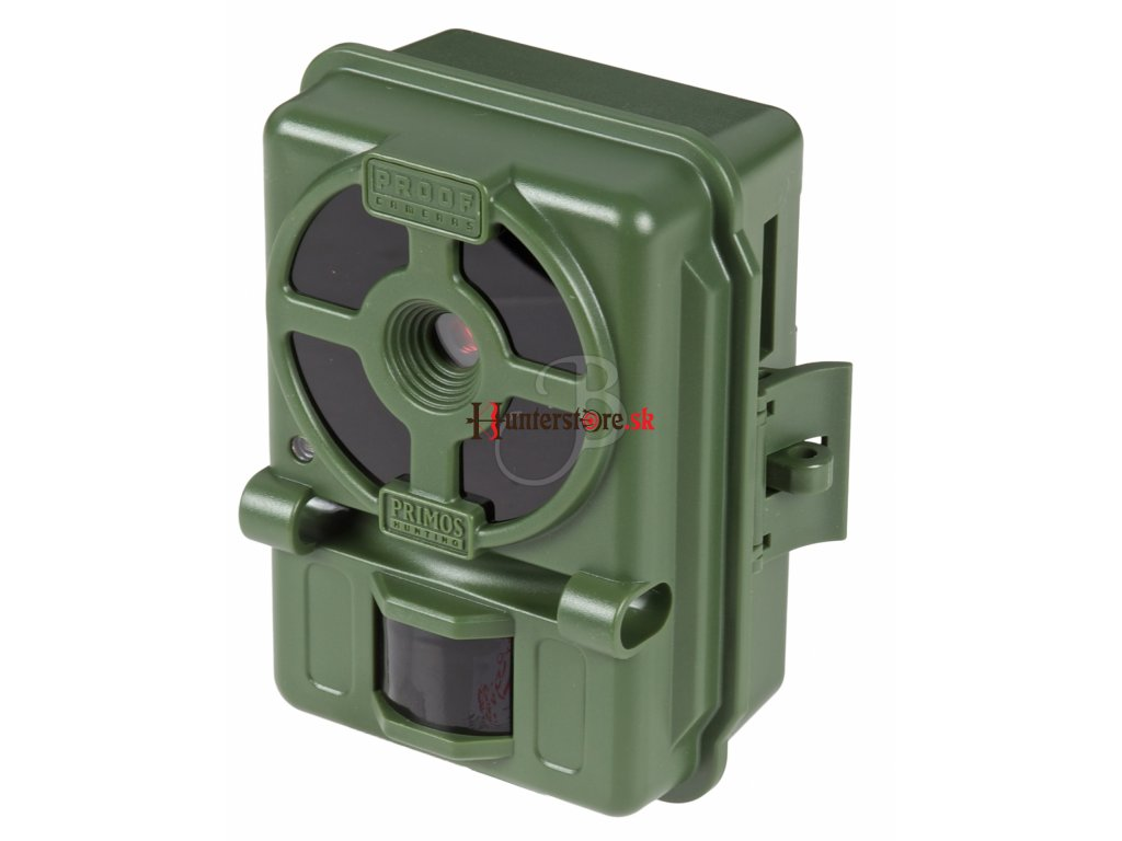 PRIMOS PROOF CAM 10.MP OD-GREEN
