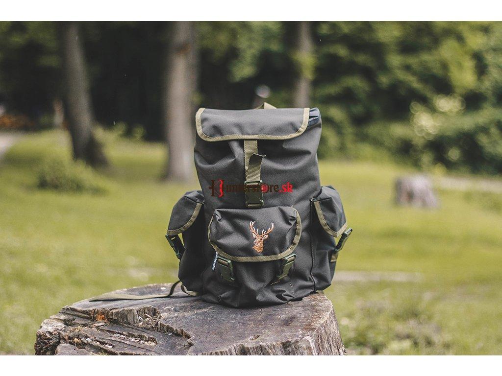 poľovnický batoh