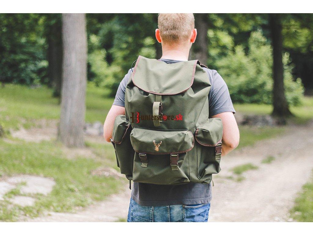 1aa5586324 Poľovnícky batoh Ballpolo STANDARD 50L - Poľovnícke batohy ...