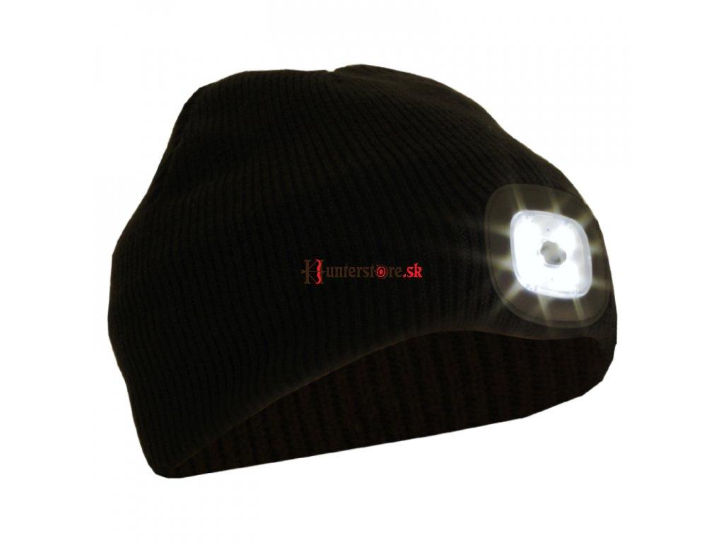 Čiapka s LED svetlometom, 50lm