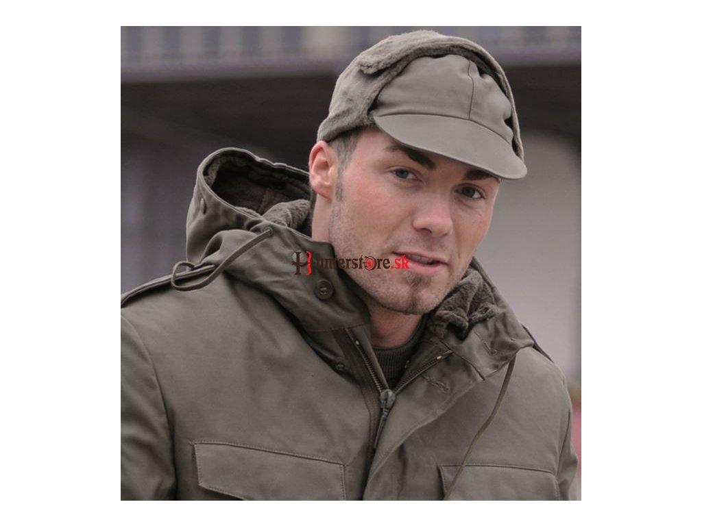 eng pl GERMAN GENUINE OD WINTER CAP 4081 1