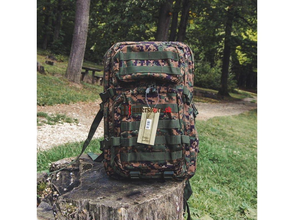Mil Tec US Assault Pack LG DIGITAL W/L 36l