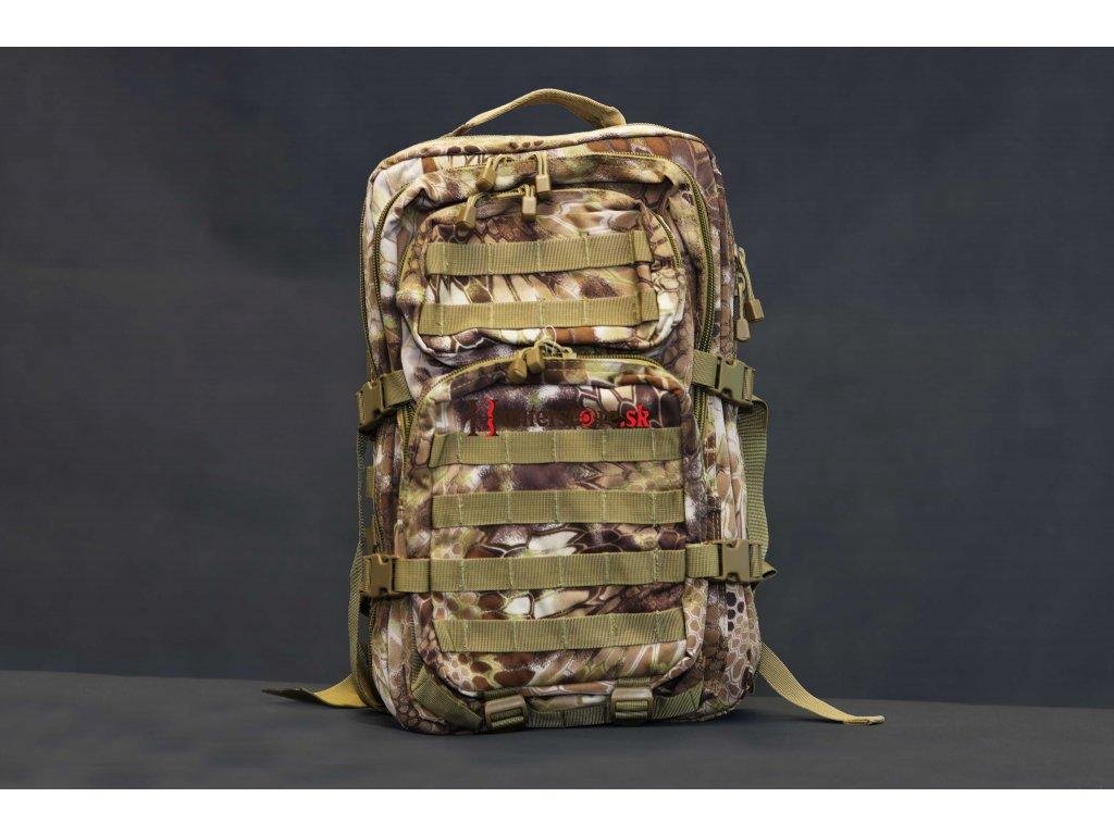Mil Tec US Assault Pack LG MANDRA TAN 36l