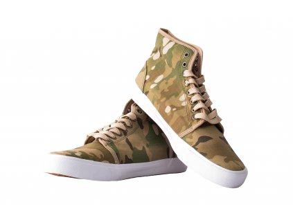 Mil-Tec Army Sneaker Rip-Stop vychádzková obuv, Multicam