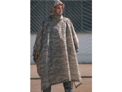 eng pl AT Digital RIPSTOP WET WEATHER PONCHO 2756 2