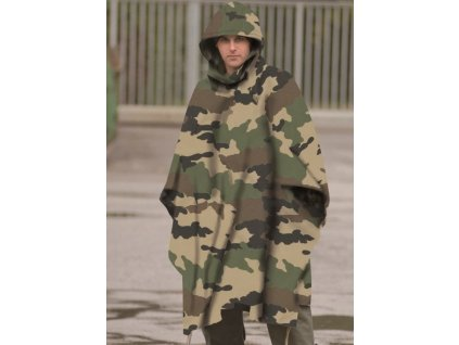 eng pl CCE Woodland RIPSTOP WET WEATHER PONCHO 2752 1