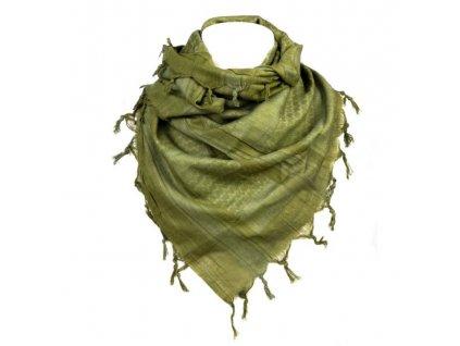Šatka SHEMAGH zelená