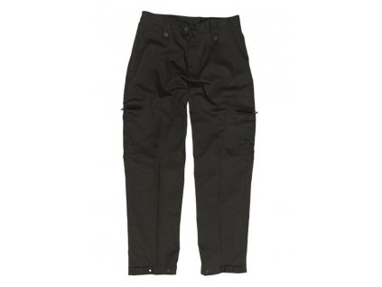 Čierne nohavice SECURITY