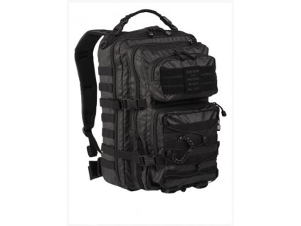 US ASSAULT PACK LG TACTICAL ČIERNA
