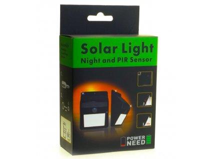 Solárna lampa PowerNeed SL09P