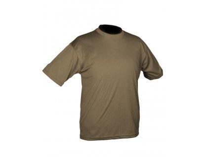 Taktické tričko, QuickDry zelené