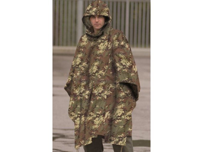 eng pl Vegetato RIPSTOP WET WEATHER PONCHO 2753 1