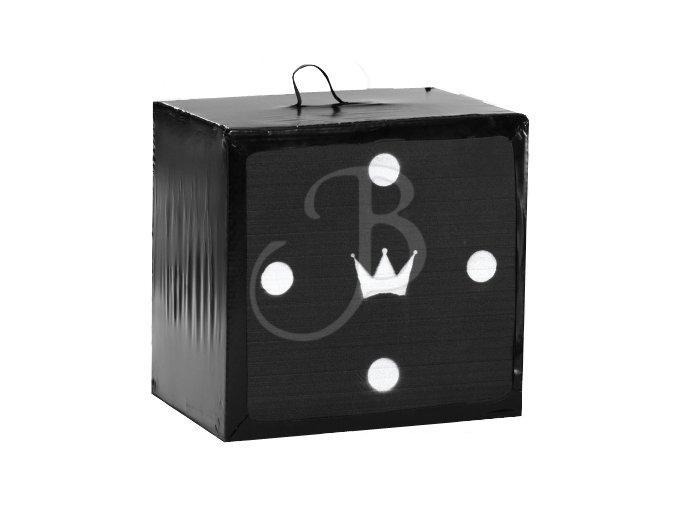 A.WHITETAIL Terč kocka 40X40X45 CM