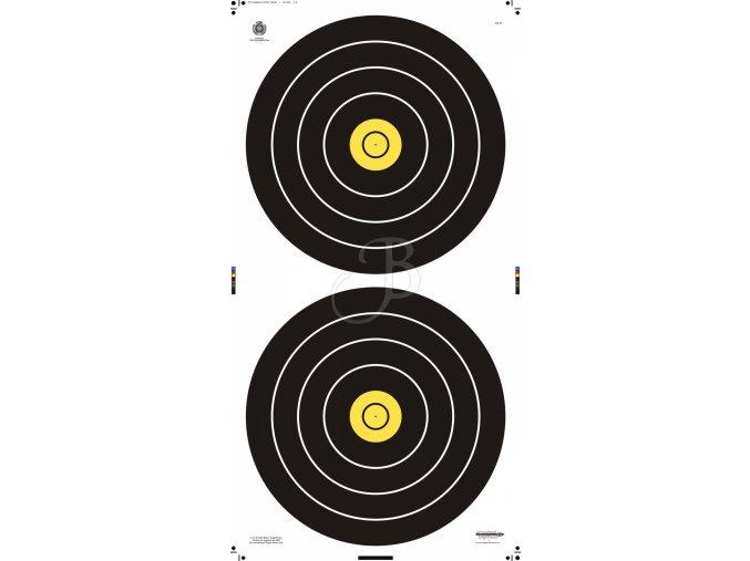 ARROWHEAD H&F FACE 40 CM 2PCS SET 100PCS
