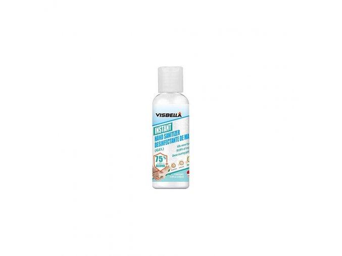 Skvelý GEL VISBELLA 100ml Antibakteriálny s Aloe Vera parfumovaný