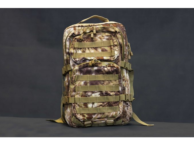 Mil Tec US Assault Pack LG MANDRA TAN 36l