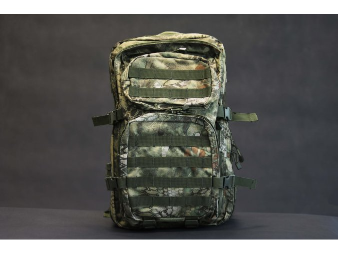 Mil Tec US Assault Pack LG MANDRA WOOD 36l