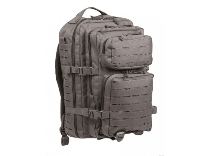 "Batoh US Assault ""LASER CUT"" 36l URBAN GREY"