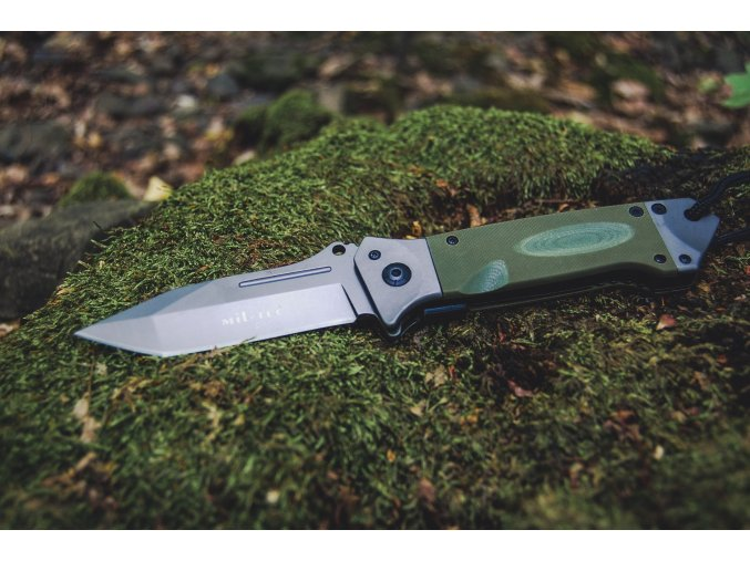 zatvárací nôž