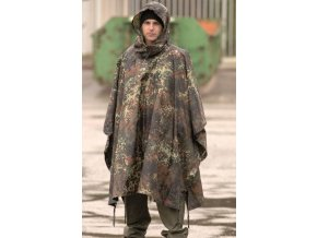 eng pl Flecktarn RIPSTOP WET WEATHER PONCHO 2751 2