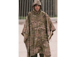 eng pl Multicam RIPSTOP WET WEATHER PONCHO 2754 1