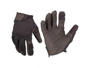 mil tec touch gloves black
