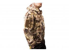 Mil-Tec 3-vrstvová bunda Hardshell Mandra Tan