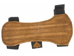 "BIG TRADITION ARMGUARD LEATHER ""I"""