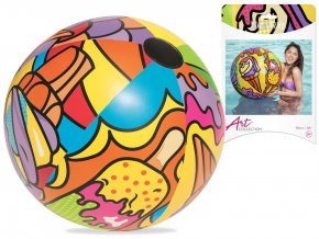 eng pl Bestway colorful inflatable beach ball 91cm 31044 14143 1