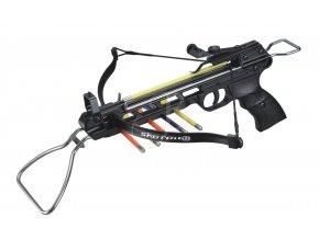 Pištolová kuša SKORPION PXB 50 ALU