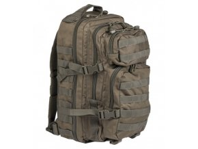 mil tec us assault small ruksak olivovy 20l 2585