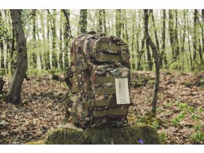 Mil Tec US assault Small ruksak multitarn 20l