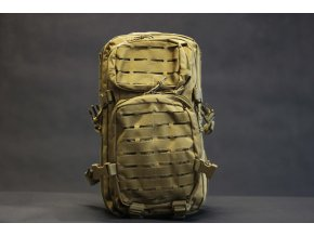 US ASSAULT Backpack coyote molle SM laser cut 20l