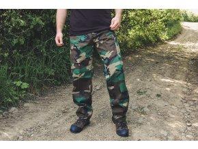 Maskáčové nohavice US BDU Ranger Woodland