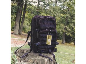 Mil Tec US Assault Pack LG BLACK 36l