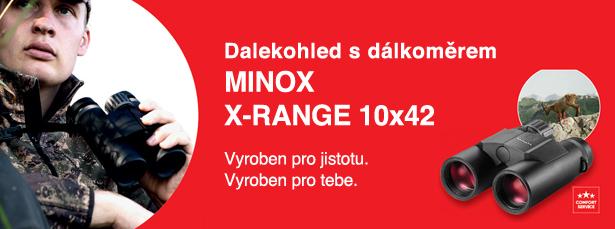 dalekohled Minox 10x42 X-Range