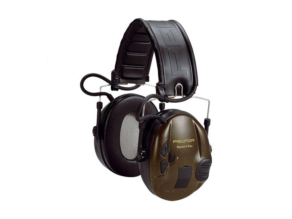 Sluchátka 3M Peltor SportTac elektronická