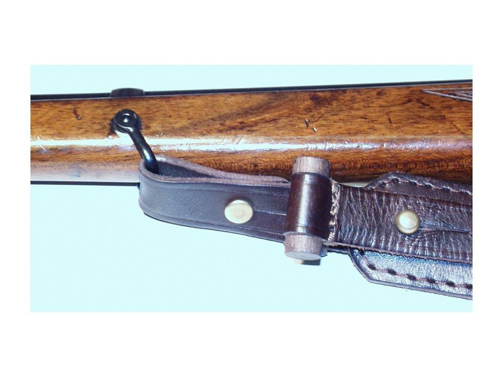 Stahovací řemen na zbraň 4 cm