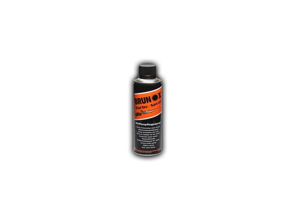 Olej Brunox Turbo-Spray-čistění a údržba zbraní 300 ml