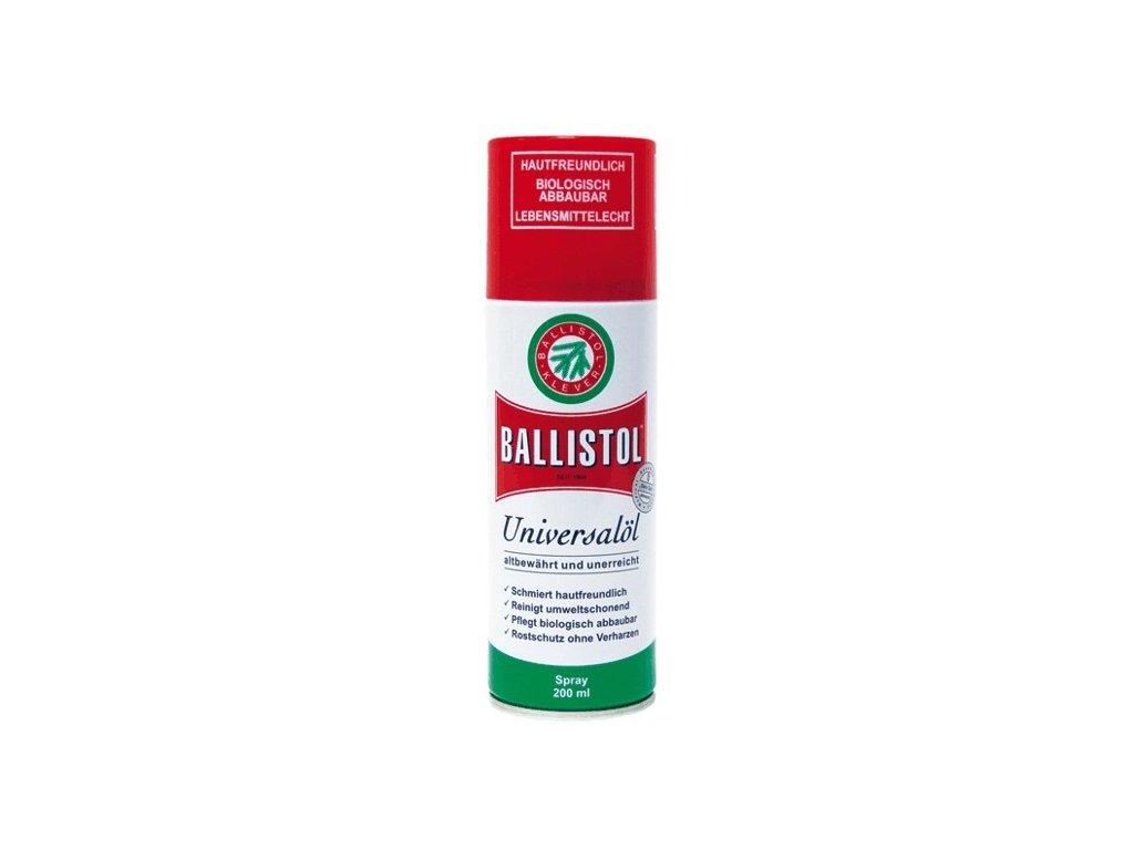 BALLISTOL univerzální olej - sprej 200ml