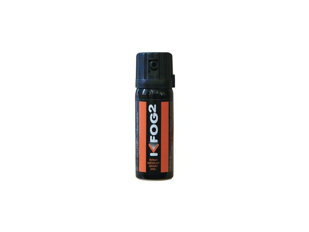 Obranný sprej pepřový K-Fog2 50ml