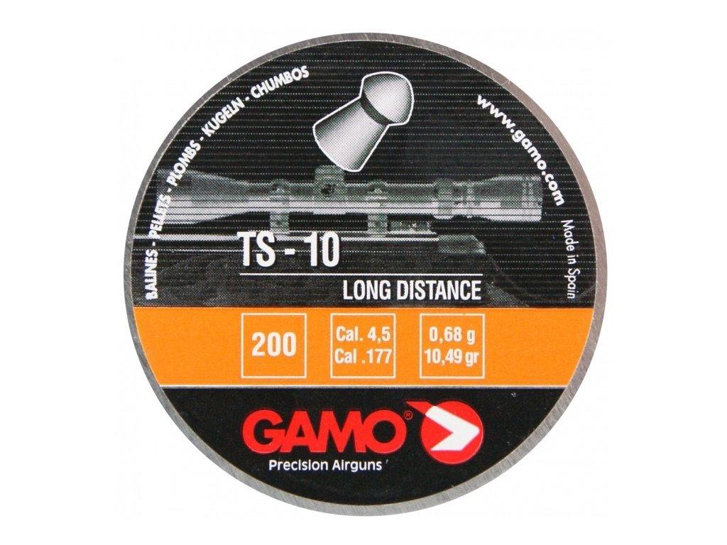 Diabolky Gamo TS-10 200ks cal.4,5mm