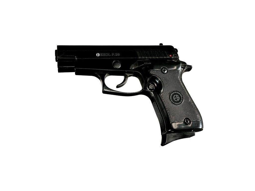 Plynová pistole EKOL P29 black